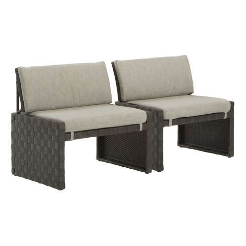 Cambria Patio Furniture.Buy Cambria Patio Sectional Seating Set 2 Pack By La Z Boy Outdoor
