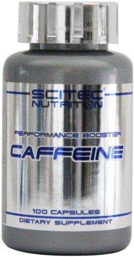 Scitec Nutrition Caffeine - 100 Capsule, 40 g
