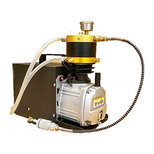 JIAN YA NA hoge druk pomp 30 MPa elektrische luchtpomp compressor water afgekoeld, single cilinder set druk versie 220 V