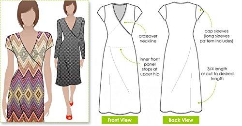 ARC Style Damen Suzie Kleid mit Schnittmuster