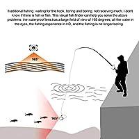 釣りビデオカメラ水中カメラハイパワー赤外線ランプ、シュノーケリング用、水中探査用(アメリカ規格(100-240v), 翻訳)