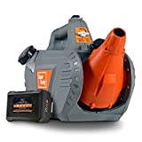 SuperHandy Fogger Machine ULV Sprayer Electric Handheld Cordless Disinfectant with 48V DC Lithium Ion Mist Duster Blower 2GAL Adjustable Particle Size 0-50um/Mm
