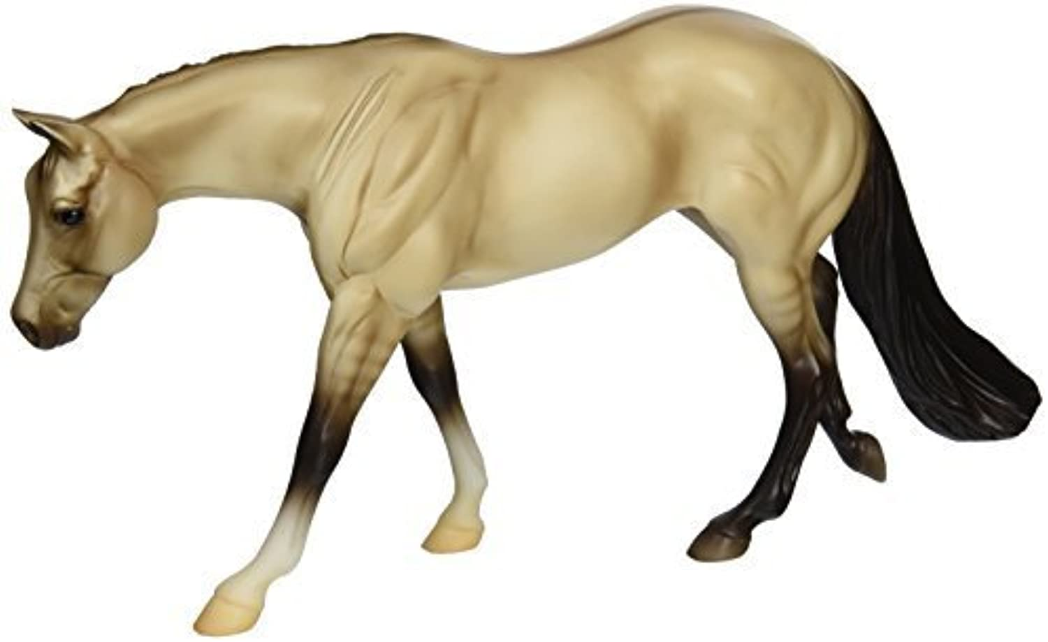 Breyer Classics Dun Quarter Horse Toy by