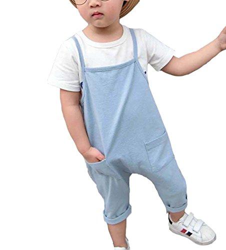 Pantalon Longues 0-4 Ans Miyasudy Ensembles Enfants B/éb/és Gar/çons Automne Manches Longues En Coton Doux Denim V/êtements Veste Longue