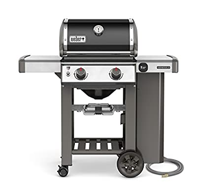 Weber 65010001 Genesis II E-210 Natural Gas Grill Review