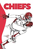 Daily Planner 2021 - Kansas City Chiefs cover - Calendar Agenda Planner - Schedule Appointement Organizer - New Year Gift Planner, Set Goals, TO DO ... Appointment & Gratitude - Always Plan Ahead