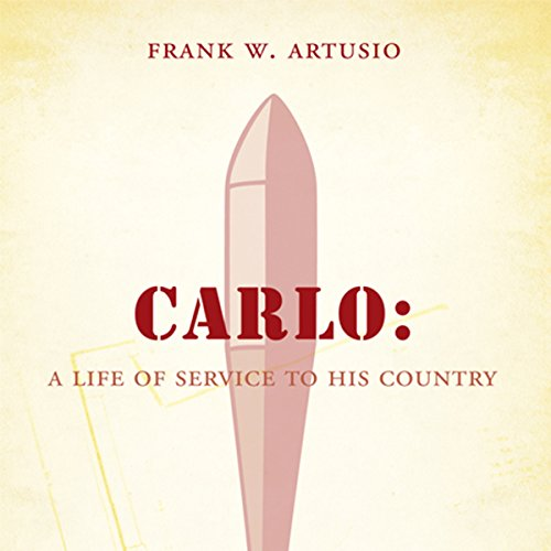 Carlo audiobook cover art
