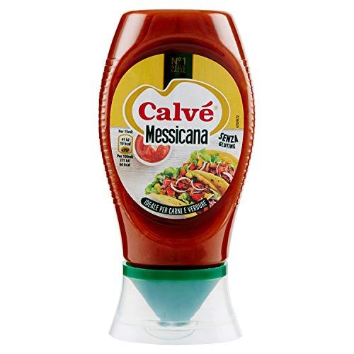 Calv㨠Salsa Messicana - 8 pezzi da 250 ml [2 l]