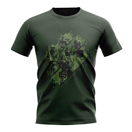 Camiseta ghost recon - ghost war - banana geek m