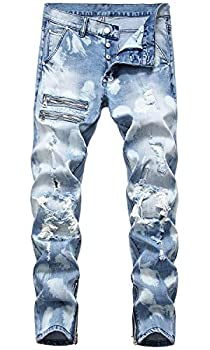 Best size 44 ripped jeans Reviews