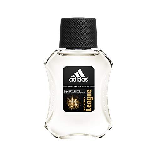 adidas Victory League Eau de Toilette – Erfrischend-zitrisches Herren Parfüm für den selbstbewussten, sportlichen Mann – 1 x 50 ml