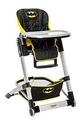 KidsEmbrace Adjustable Folding High Chair, DC Comics Batman