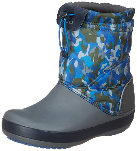 Crocs™ Crocband LodgePoint Graphic Winter Boot K