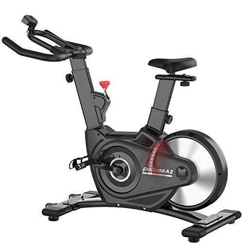 pooboo Indoor Cycling Bike Exercise bike with Magnetic Resistance Rear Flywheel Stationary Bike Indoor Bicycle for Home Cardio Workout