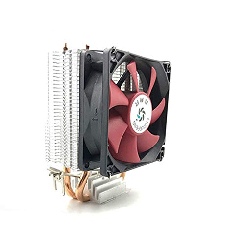 NMD&LR Ventiladores De Pc, Ventilador Silencioso De Alto Rendimiento para Carcasa De Computadora, Adecuado para Intel Multiplataforma De Uso General