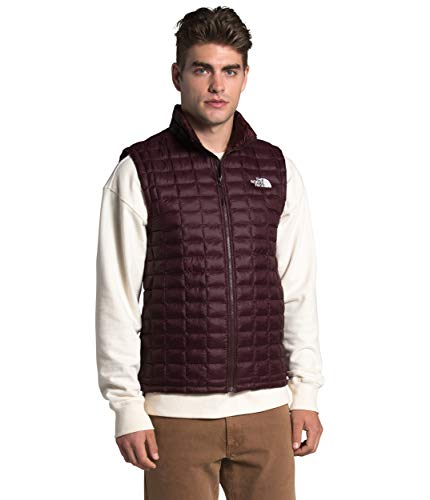 The North Face Men's Thermoball Eco Vest, Root Brown Matte, XL