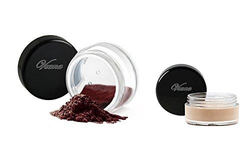 Veana Mineral Line Lidschatten plus Eye Primer clove, 1er Pack (1 x 10 g)