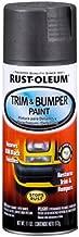 Rust-Oleum BlackRust-Oleum Automotive 251574 11-Ounce Trim and Bumper Spray, Matte Black