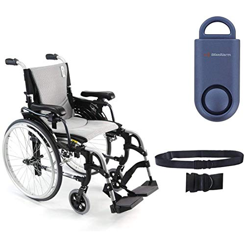 Find Cheap Karman S-Ergo 305 Ultra Lightweight Ergonomic Wheelchair | Adjustable Seat Height | Seat ...