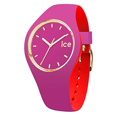 Ice-Watch - ICE loulou Cosmopolitan - Women's wristwatch with silicon strap - 007233 (Small)