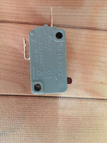 15A,Normally Close, Microwave Oven Door Micro Switch W-15-202C for Galanz