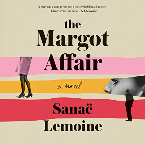 Page de couverture de The Margot Affair