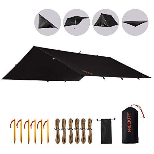 FREEKITE Lightweight Waterproof Camping Tarp Tent