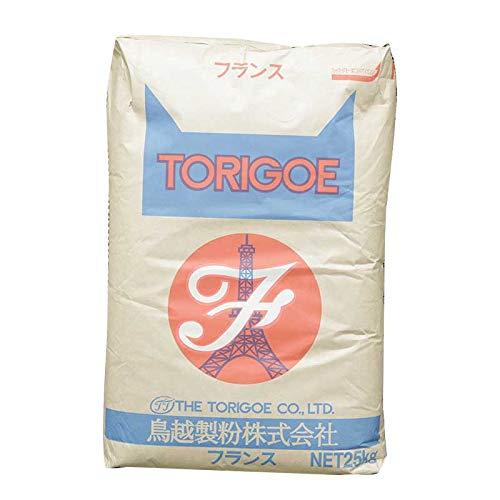 【業務用】鳥越 フランスパン専用粉 準強力粉 フランス 25kg
