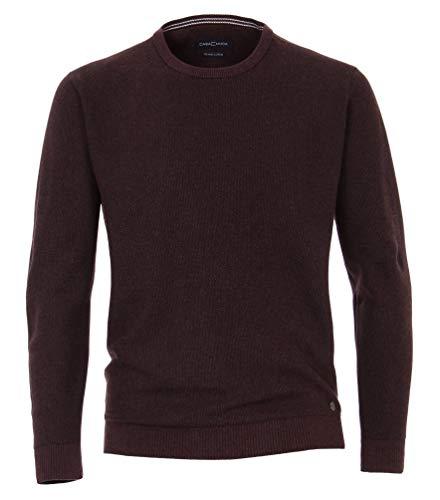 Casa Moda - Herren Pullover mit extra langem Arm (483005202), Größe:XL, Farbe:rot (416)