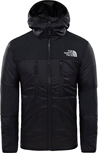 The North Face M Him Ligt Synt Hood Tnf Black S