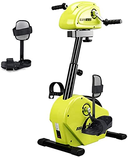 NBLD Mini Bicicleta estática para el hogar, el Trabajo, la Oficina, etc.