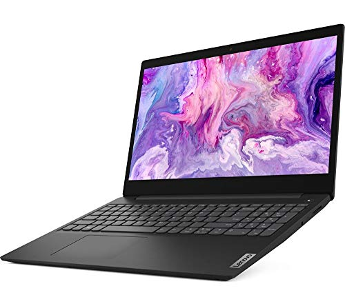 Lenovo Ideapad 3 15.6' Full HD Laptop (Business Black) (AMD 3020e, 4GB RAM, 128GB SSD, Microsoft 365 Personal 1-Year, Windows 10 S)