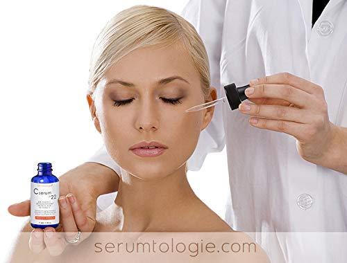 Vitamin C serum 22 by serumtologie Anti Aging - 1.15 oz