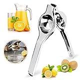 BoloShine Exprimidor Limón Manual, Premium de Acero Inoxidable Robusto y...