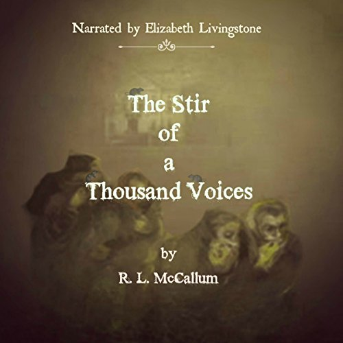 The Stir of a Thousand Voices audiobook cover art
