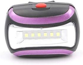 Koplamp Draagbare Super Mini 6 LED Koplamp Beam Licht Koplamp Lantaarn Hoofd Lamp Torch voor Outdoor Verlichting met Hoofd...