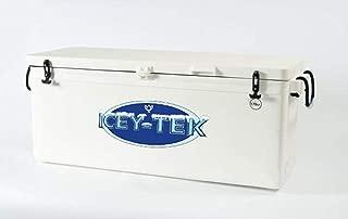 ICEY-TEK Classic 170 Quart Cooler - Long Box Style Ice Chest