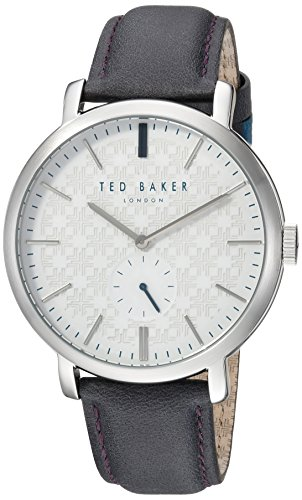 Ted Baker London Orologio Analogico Quarzo Uomo TE15193007