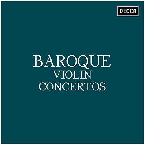 Johann Sebastian Bach, AntonioVivaldi & Giuseppe Tartini