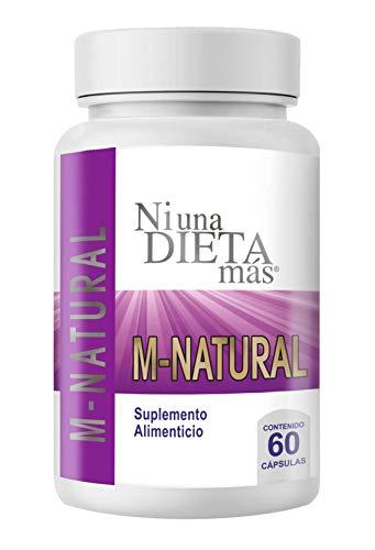 NI UNA DIETA MÁS Alternativa natural de METFORMINA para reducir la grasa abdominal - para niños y adultos
