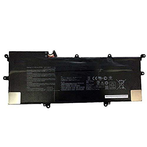 onlyguo 11.55V 57Wh C31N1714 Sostituzione Batteria Laptop per ASUS ZenBook Flip 14 UX461UA 1A E1012R E1022T E1072T E1077T E1091T Notebook Serie M00540 C31PQ9H
