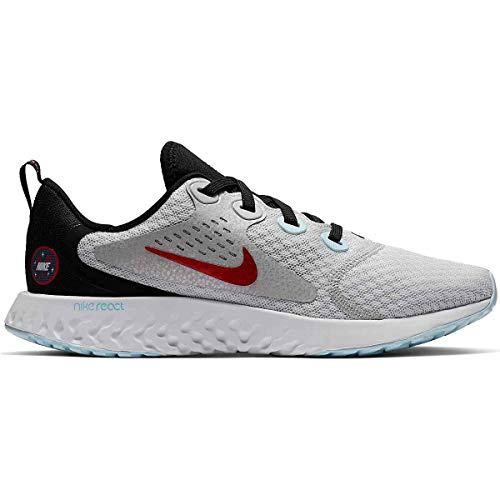 Nike Legend React SD(GS) Platinum/T-Orange Boy/Girl's Running Shoes-Asst Sz NWB Size 6.5