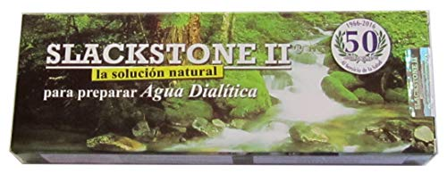 Slackstone Ii (Para Preparar Agua Dialítica) 2 ampollas de Yborra