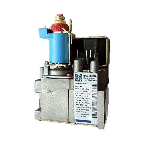 La válvula de gas de la caldera de KG-Part se sienta 845 845107 para Ariston Clas, Egis, Matis, serie del género