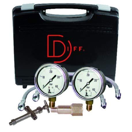 Expert by net - Koffer Öldruck - Inbetriebnahme Heizöl