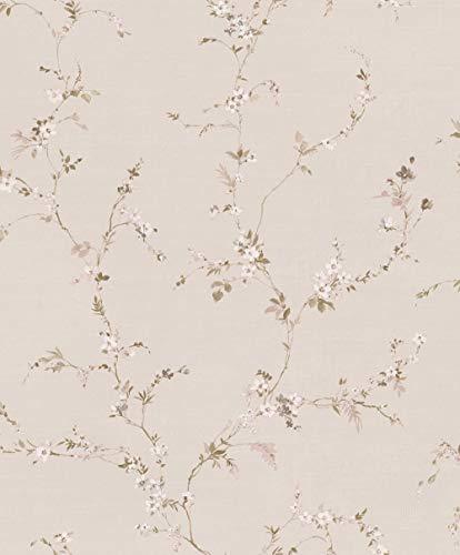 Landhaus Tapeten Italien Blumenranken