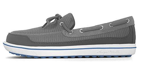 Margaritaville Golf Shoe, The TAP in, Men's Grey/Blue
