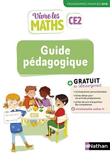 Vivre les maths - Guide pédagogique CE2