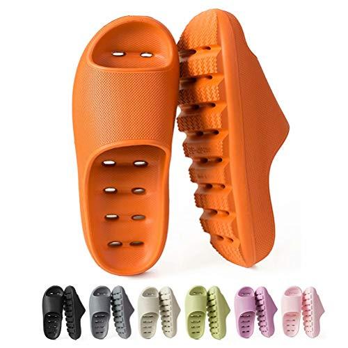 Zapatos de Playa y Piscina Hombre Mujer Verano Antideslizante Suaves Zapatillas de...