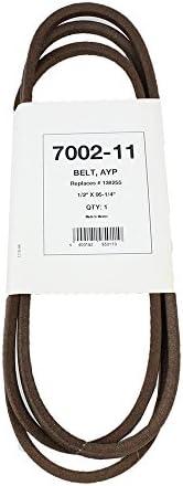 248018 75718 5051 Classical V-Belt 1//2 X 18 Part No: A-B1A16